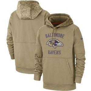 Men's Baltimore Ravens  Pullover Hoodie